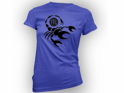 Scorpio Graphic Women's tee