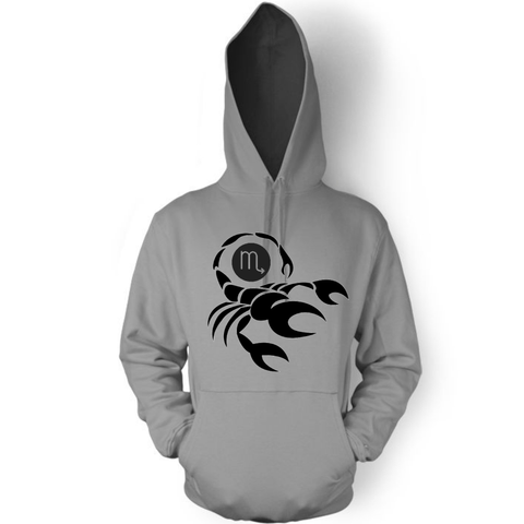 Scorpio Graphic Unisex Hooded Sweatshirt