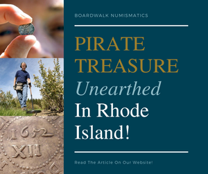 Treasure Discovered In Rhode Island!