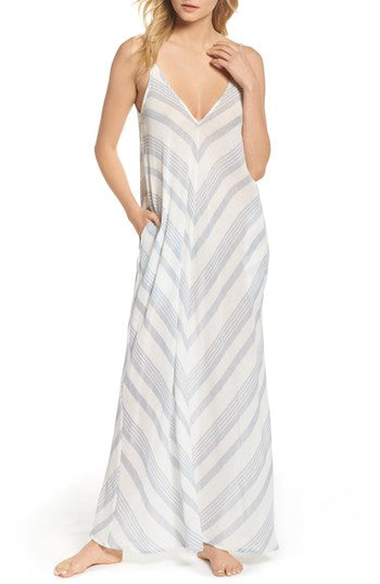 a125c27288755 Women's Elan V-Back Cover-Up Maxi Dress - www.swimandsportshop.com