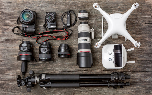 Video Marketing Camera Equipment