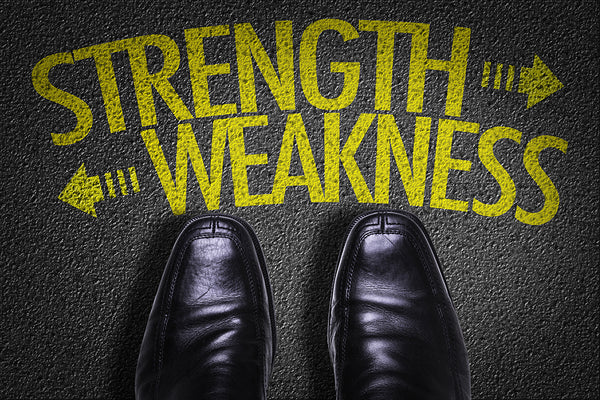 knowing your strengths and weaknesses