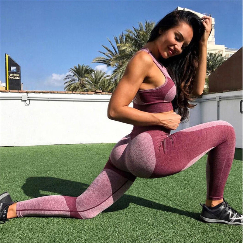 FLEX FUSION - Push Up Leggings - Waakiki