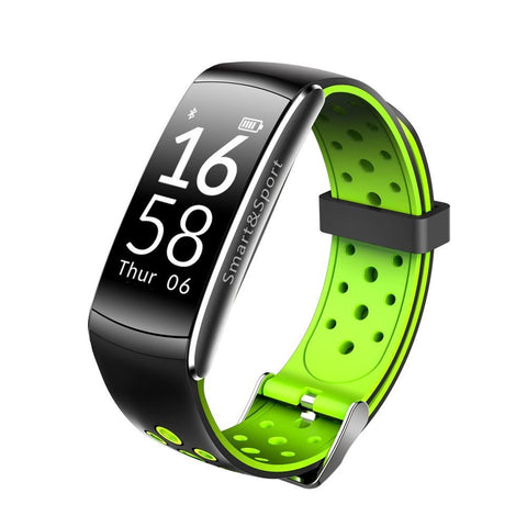 HEART RATE FITBAND + SMART SPORT TRACKER - Waakiki