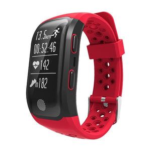 SMART GPS FITBAND PLUS - INTELLIGENCE SPORT TRACKER - Waakiki