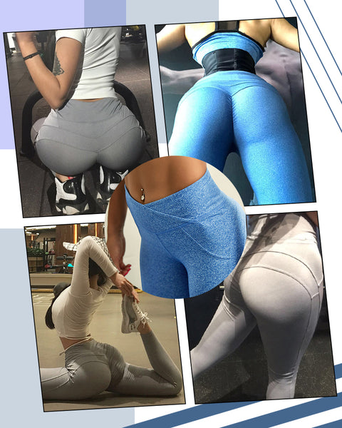 Super-Fit Leggings - Waakiki