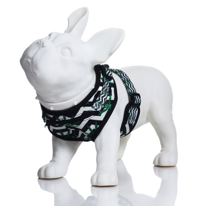 HeadyPet™ Harness - Chevron