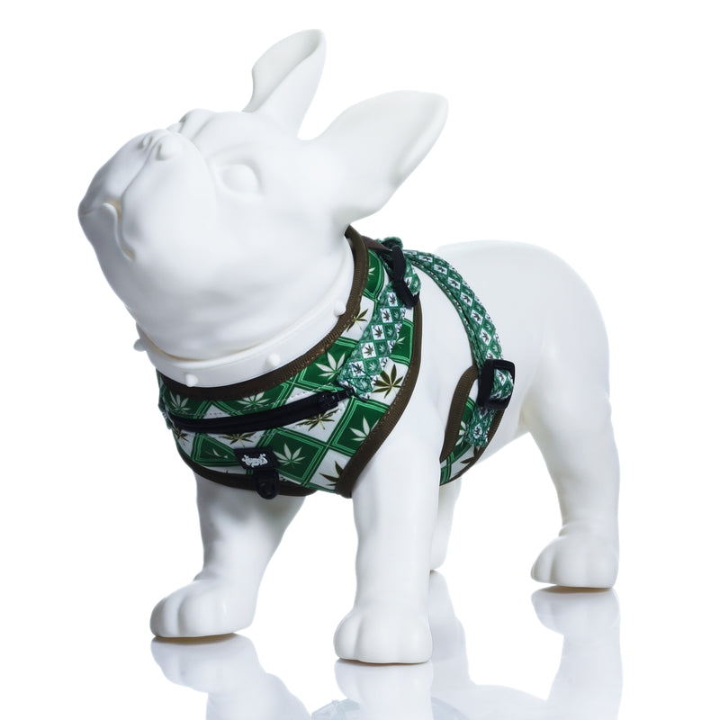 HeadyPet™ Harness - Argyle