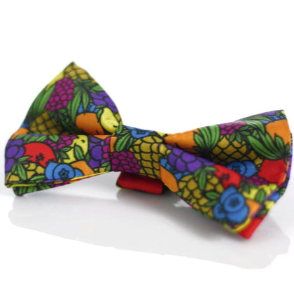 Heady Pet Dog Bow Tie - Fruit Bowl