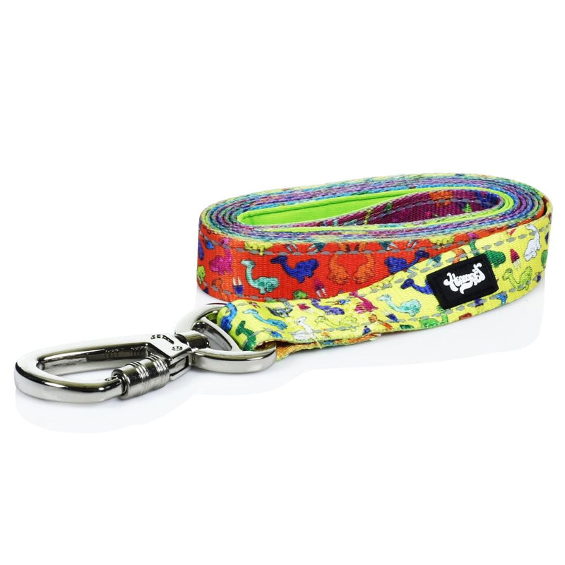 Heady Pet Dog Leash - Dino Life