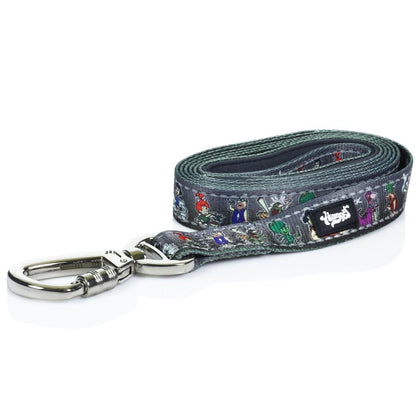 Heady Pet Dog Leash - Flinstoned