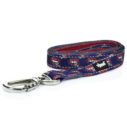 Heady Pet Dog Leash - Lips & Joints