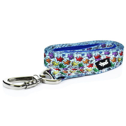 Heady Pet Dog Leash - Sharks