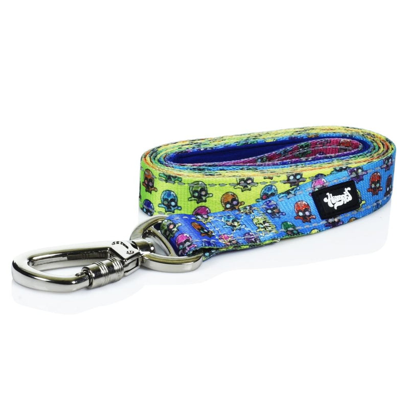 Heady Pet Dog Leash - Skull Collector