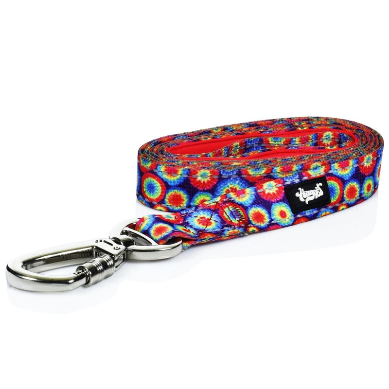 Heady Pet Dog Leash - Tie Dye