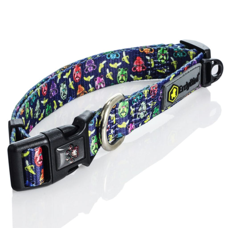 Headypet Collar - Monkeys Bears And Bananas