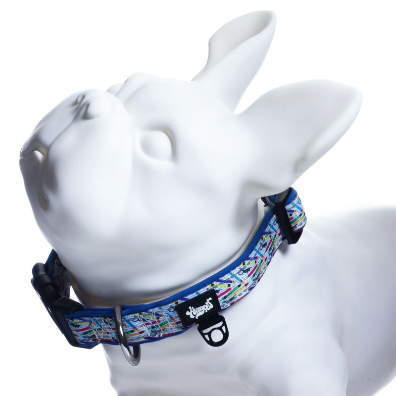 Headypet Collar V2 - Sherbet Pencils & Crayons