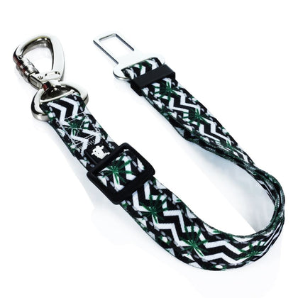 Headypet Seat Belt - Chevron