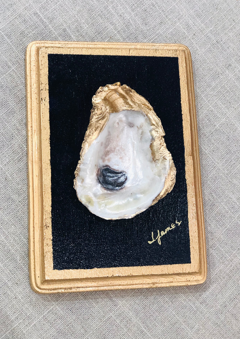 Oyster Plaque