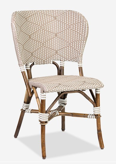 Flamenco Indoor/Outdoor Bistro Chair