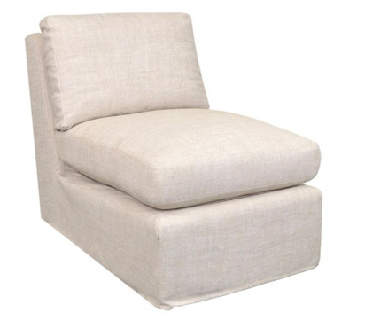 Montrose Armless Chair