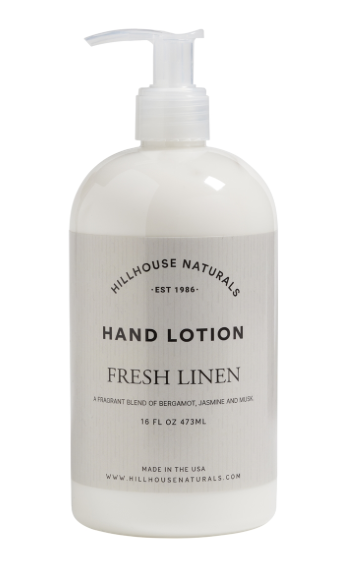 Fresh Linen Hand Lotion