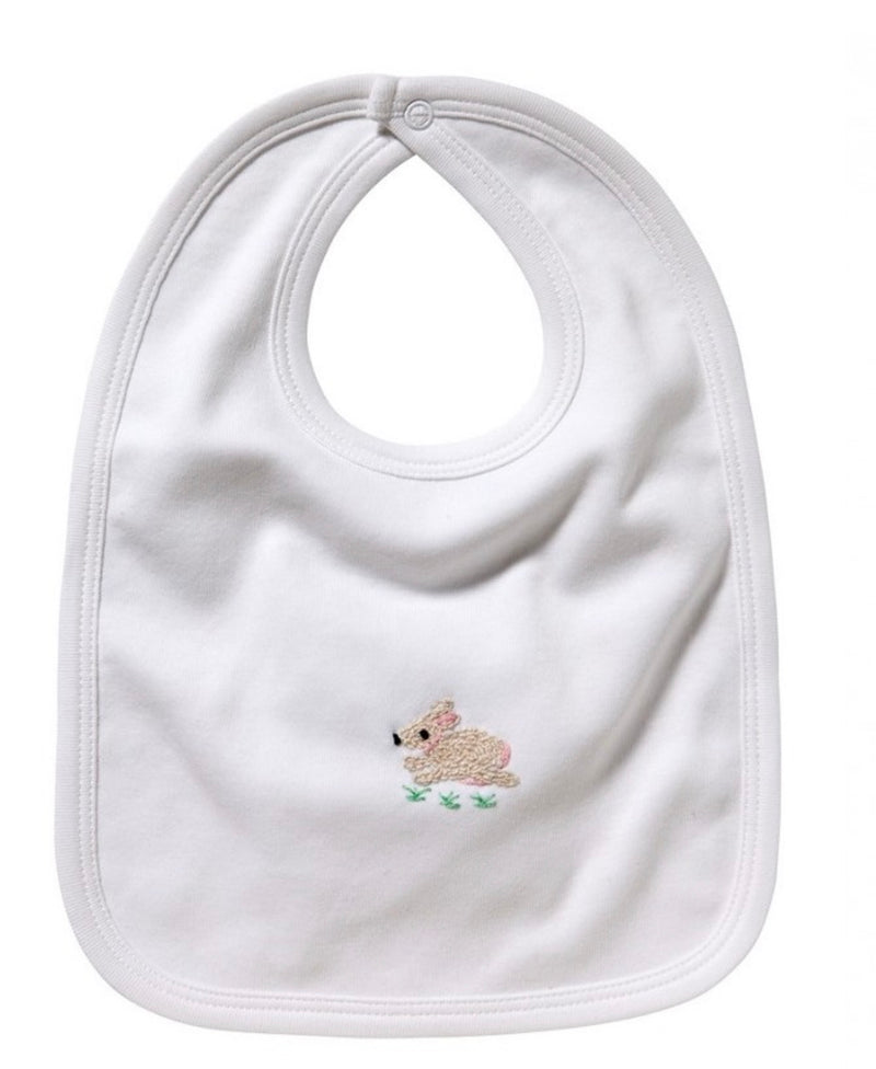 Cotton Knit Bib