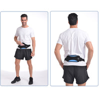 Waist Pack bag unisex belt phone wallet Pouch Bags for Only £2