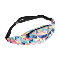 Waist bag available in many colours unisex with adjustable belt