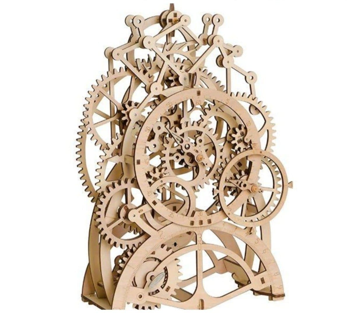 Mechanical Pendulum Clock Kit