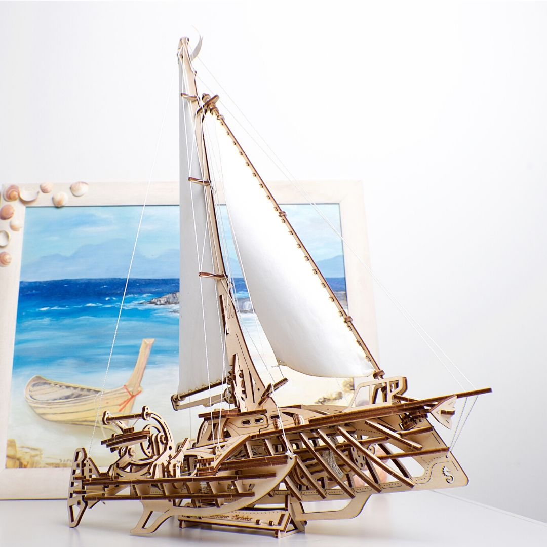 Timaran Sailboat