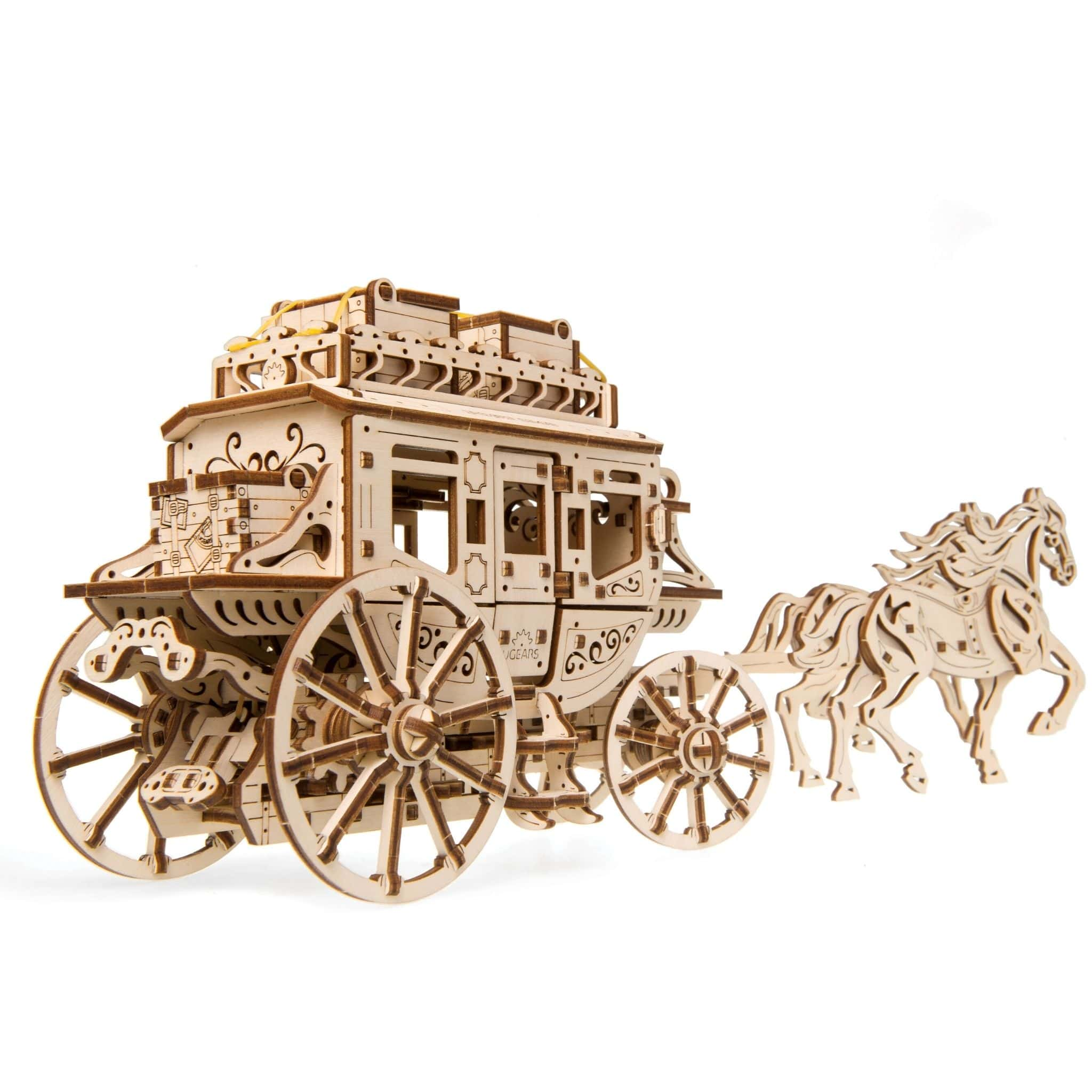 Legendary Stagecoach