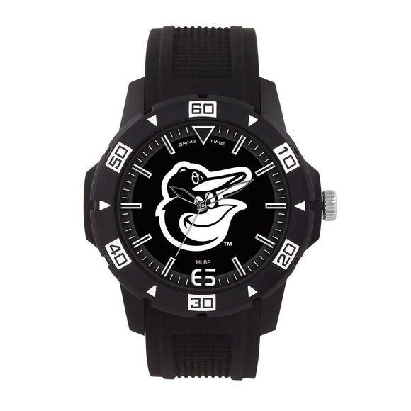 Baltimore Orioles Bird Logo Automatic Watch MLB-AUT-BAL2