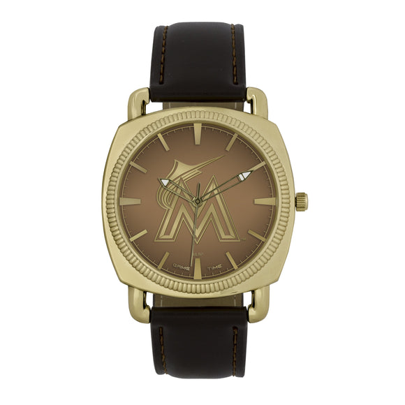 Miami Marlins Classic Watch - NFL-CLS-MIA