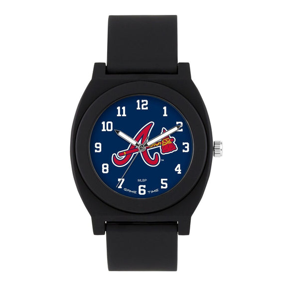 Atlanta Braves Fan Watch - Black MLB-FNB-ATL