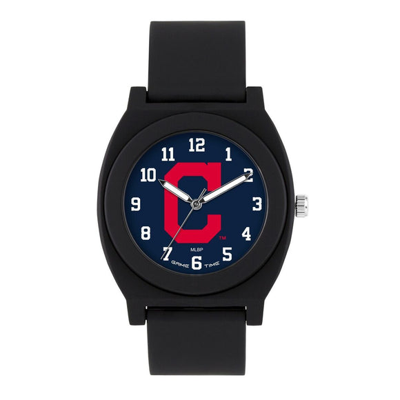 Cleveland Indians Fan Watch - Black MLB-FNB-CLE