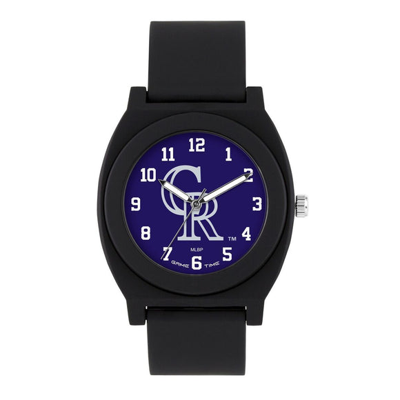 Colorado Rockies Fan Watch - Black MLB-FNB-COL