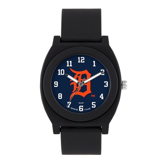 Detroit Tigers Fan Watch - Black MLB-FNB-DET