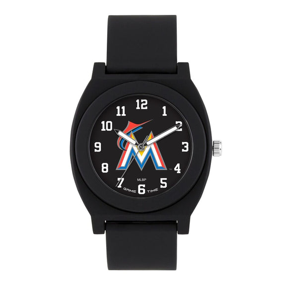 Miami Marlins Fan Watch - Black MLB-FNB-MIA