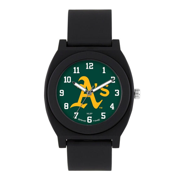 Oakland Athletics Fan Watch - Black MLB-FNB-XXX