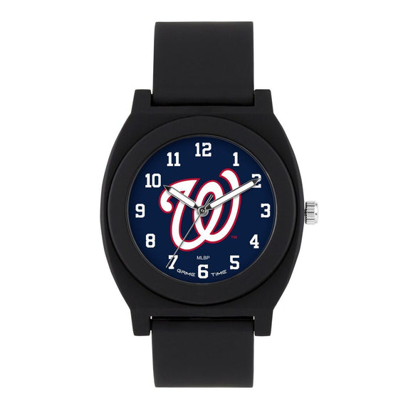 Washington Nationals Fan Watch - Black MLB-FNB-WAS