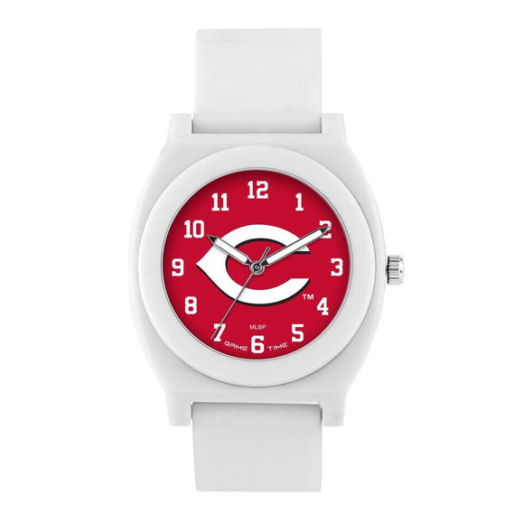 Cincinnati Reds Fan Watch - White MLB-FNW-CIN