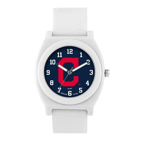 Cleveland Indians Fan Watch - White MLB-FNW-CLE