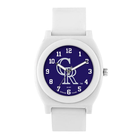 Colorado Rockies Fan Watch - White MLB-FNW-COL