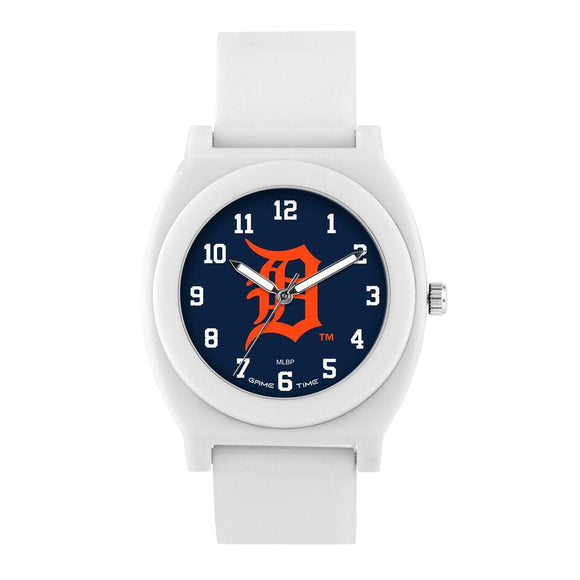 Detroit Tigers Fan Watch - White MLB-FNW-DET