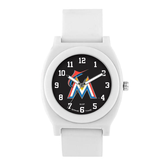 Miami Marlins Fan Watch - White MLB-FNW-MIA