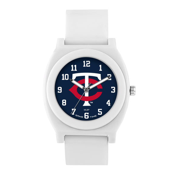 Minnesota Twins Fan Watch - White MLB-FNW-MIN