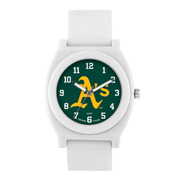 Oakland Athletics Fan Watch - White MLB-FNW-XXX