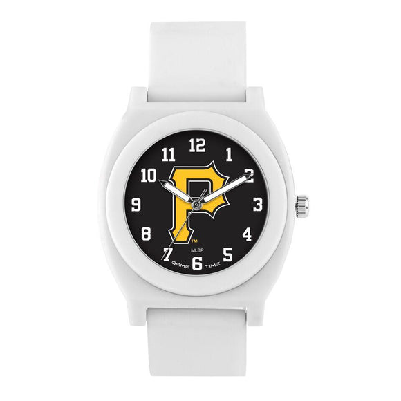 Pittsburgh Pirates Fan Watch - White MLB-FNW-PIT2