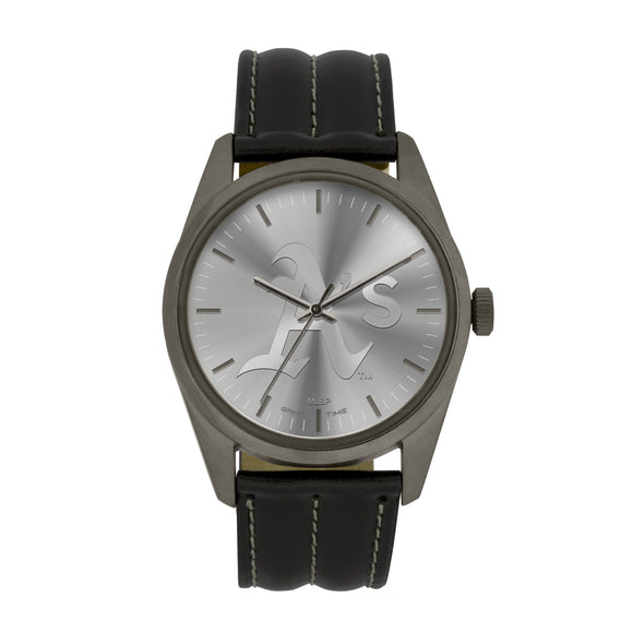 Oakland Athletics Midnight Watch MLB-MID-OAK